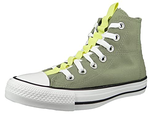 Converse Zapatillas altas Chuck Taylor All Star Utility HI 170132C para mujer,...