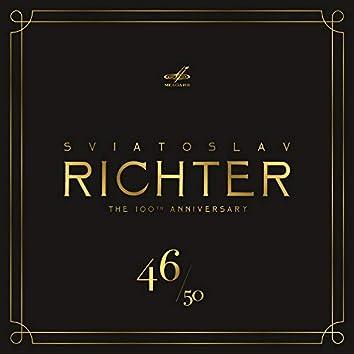 Святослав Рихтер 100, Том 46 (Live)