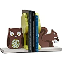 卓上本棚 装飾的なブックエンドは本棚の装飾の普遍的な本を終わらせて飾られた映画の映画の映画CDS デスク 収納