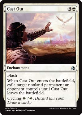 Wizards of the Coast Cast Out - Amonkhet