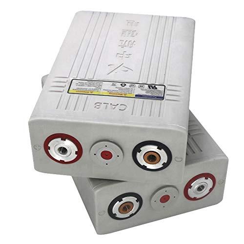 3,2 V 100AH Lifepo4 batería de fosfato de hierro de litio CALB 12V 24V paquete de batería para RV almacenamiento de energía Solar EV con barras de BMS (8pcs)