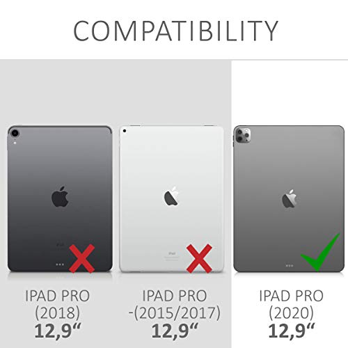 kwmobile Hülle kompatibel mit Apple iPad Pro 11