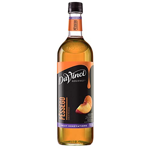 Xarope Davinci Peach 750Ml