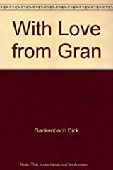 With Love from Gran Hardcover
