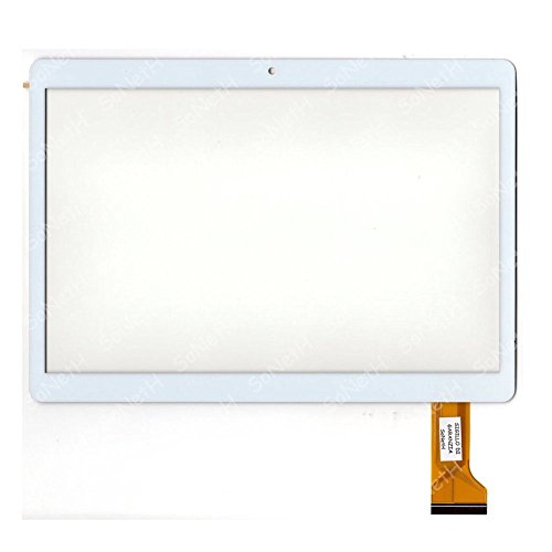 Soneth Touch Screen 9,6  Archos 96 Xenon Vetro Tablet Digitizer Bianco