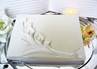 Calla Lily Guest Book (1 Piece)