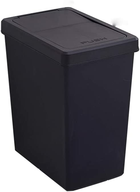 XDYNJYNL Shatter-Resistant 18L Household Super special price Dustbin Press Type Rubb At the price of surprise