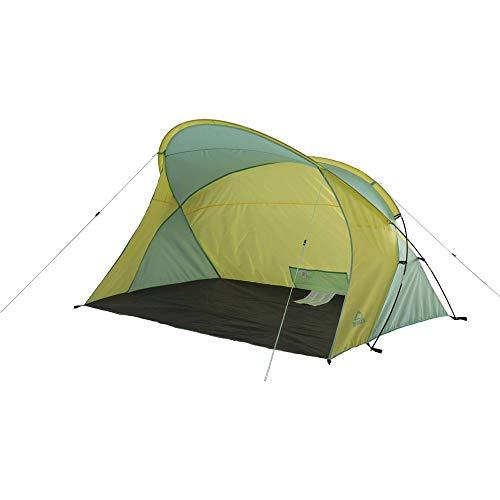 McKINLEY Evia UV 40 - Tienda de campaña (Talla única), Color Verde y Amarillo