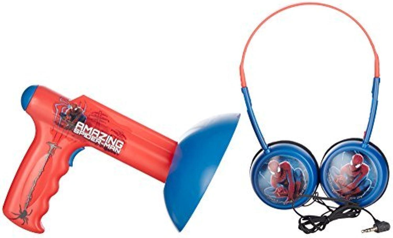 Spiderman Sonar Listening Kit by Spider-Man