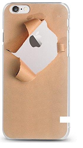 ITGM Hülle kompatibel mit iPhone 5, 5S Schutzhülle Paper Bunt TPU Hülle Cover Handyhülle Bumper Handytasche Hülle mit Foto Silikon Hülle (Paper)