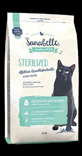 Bosch Sanabelle Croquette pour Chat Stérilisé 10 kg