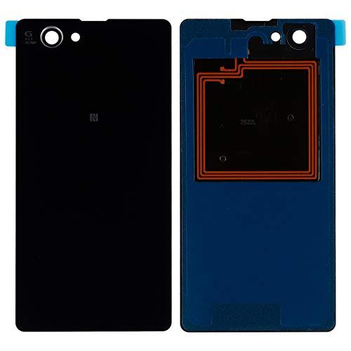 swark Akku Deckel Backcover Kompatibel mit Sony Z1 Compact D5503 Schwarz Akkudeckel with NFC