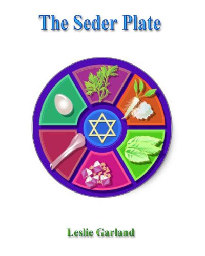 The Seder Plate - A Happy Passover Story For Children 4-8 Years Old (A Happy Holiday Story For Children Book 2) (English Edition)
