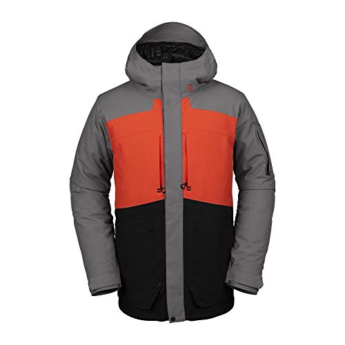 Volcom Giacca Snowboard Uomo SCORTCH Insulated Jacket Org M