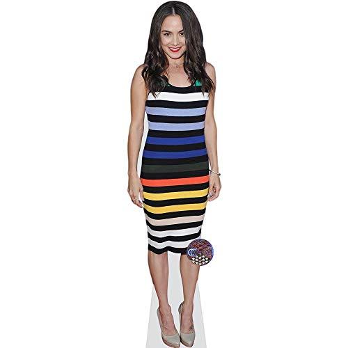 Celebrity Cutouts Jessica Lee Keller (Dress) Grandeur Nature