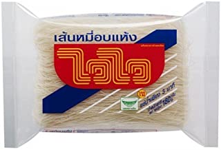 Noodle WAI WAI DEHYDRATED RICE VERMICELLI 180G. PACK 5