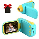 GKTZ Video Camera Camcorder Digital for Kids, Children's Toys DV Cameras Recorder with 2.4 Inch HD...
