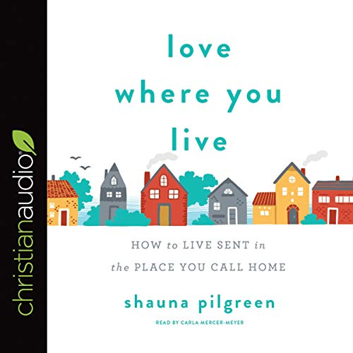 Love Where You Live cover art