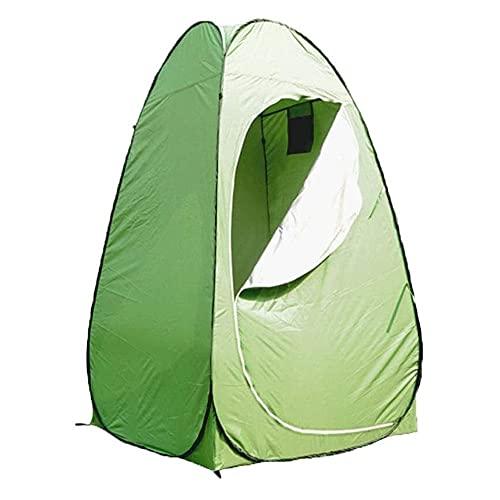 Tienda de Campaña para Inodoro Plegable Pop Up Ducha WC tienda de campaña de Privacidad portable impermeable, Playa Vestir Refugio de...