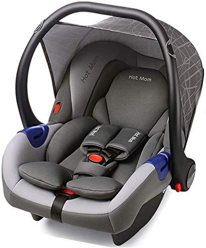 Silla de paseo compacta Hot Mom reversible