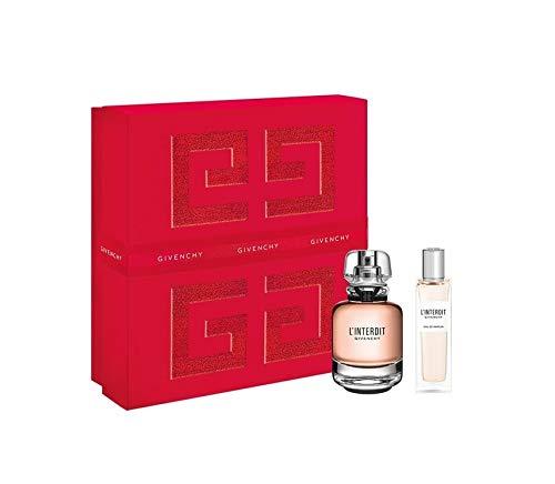 Givenchy L'Interdit Eau De Parfum Vapo + Eau De Parfum Vapo 0.5 ml
