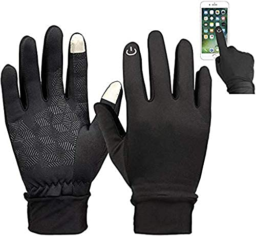 Handcuffs Biking Cycling Gloves Water Resistant Outdoor Gloves Athletic Touch Screen Friendly Gloves For Men And Women