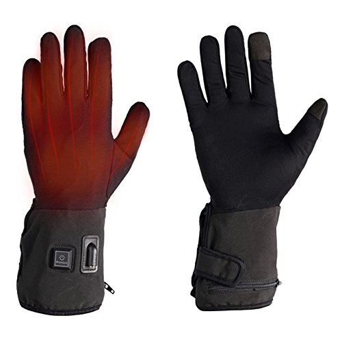 Venture 12 Volt Heated Motorcycle Glove Liners X-Small/Small