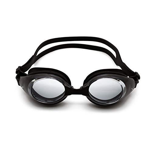anruo Zwembril Caps Set Silicone Vrouwen Lange Haar Grote Zwemmuts Mannen Natacion Duikbril Apparatuur voor Volwassenen Kinderen
