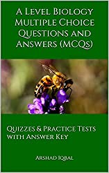 A Level Biology MCQs - Biology Quiz - MCQs Questions Answers