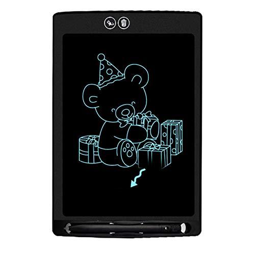 kdjsic 8,5/10 / 12in LCD-Bildschirm löschbare Handschrift Tablet Kinder Graffiti Zeichenbrett Kinder malen Lernen Schreibbrett