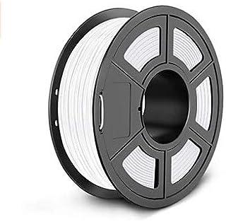 SUNLU HIPS White Filament 3D Printing Material - 1 Kg