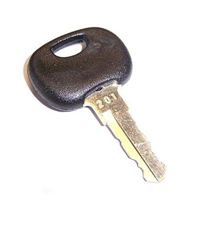 Schlüssel, Ersatzschlüssel 201 Artikel-Nr.: KM 10 11 0069, ATLAS-NR.:3643912