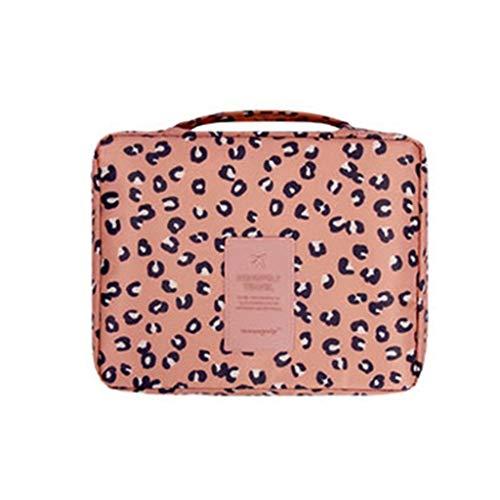 WT-DDJJK Black Friday Sales 2020, Bolsa de Viaje, Bolsa de cosméticos para Mujer Bolsa de Maquillaje Cremallera de Nailon Floral Nueva Bolsa de Lavado de Viaje