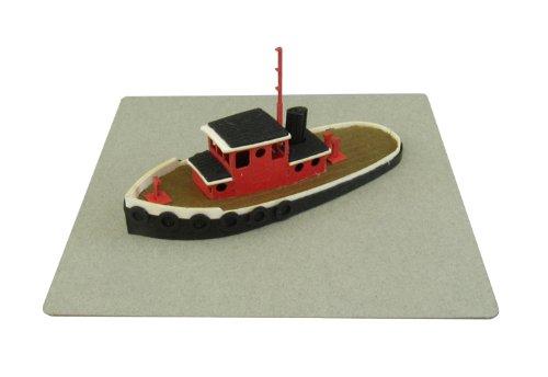 Petit remolcadores y 1/220 Minichua (Paper Craft Kit) (jap?n