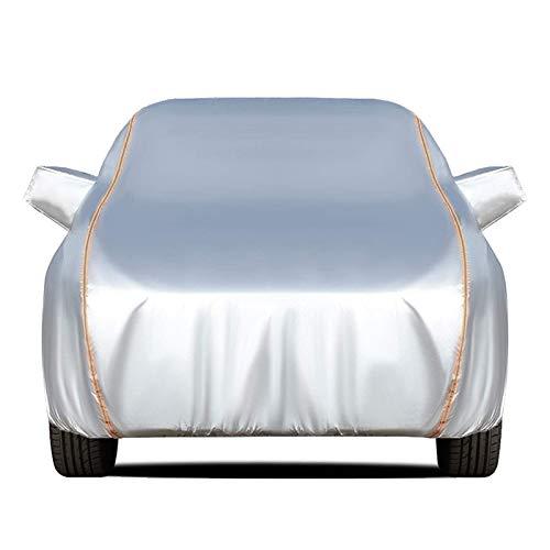 CARCOVER Autoplane Autoabdeckung Autoplane Kompatibel Mit Land Rover Defender Draußen All Wetter Atmungsaktiv Auto Cover Winddicht Staubdicht Kratzfest Wasserdicht Auto Plane