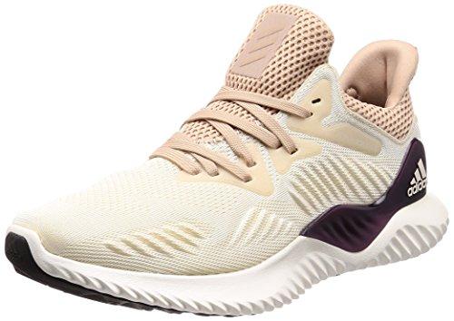Adidas Alphabounce Beyond W, Zapatillas de Running para Mujer, Rosa (Tincru/Percen 000), 37 1/3 EU