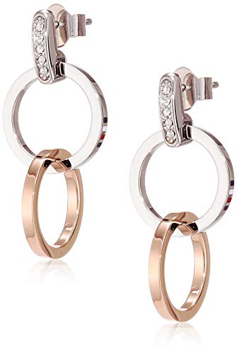 Tommy Hilfiger Jewelry Women Stainless Steel Hoop Earrings - 2780084, Multicolour