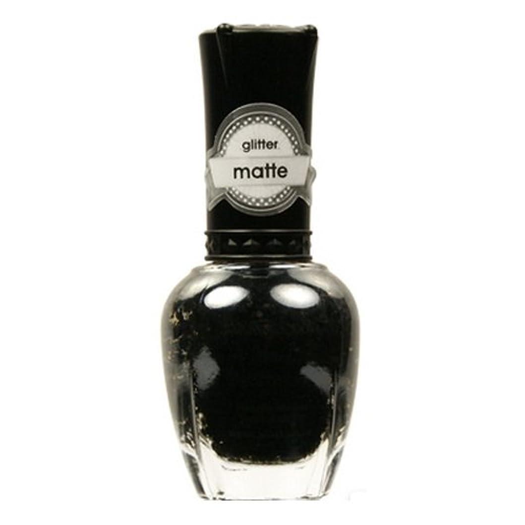 フィードバック安らぎ鉄道駅KLEANCOLOR Glitter Matte Nail Lacquer - Beyond Time & Space (並行輸入品)