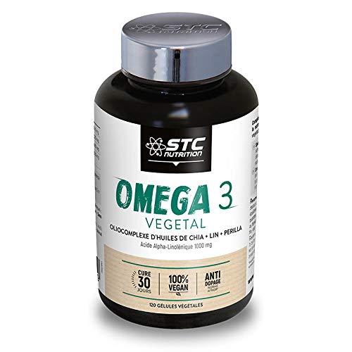 STC NUTRITION - Omega 3 Vegetal -...