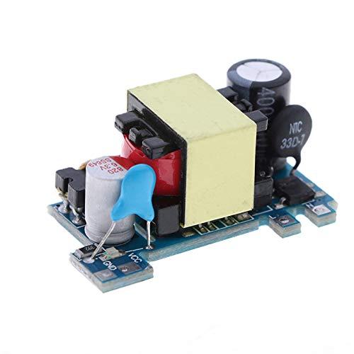 Jjzhb PYunli-omvandlare 1 st AC 110 V 220 V 230 V till 5 V 12 V 24 V omkopplare, AC-DC-omvandlare strömförsörjningsmodul gör-det-själv strömregulator (färg: A1)