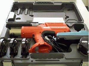 Ridgid - Pressfiting Máquina Rp 100-B 15-22-28 V