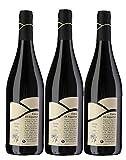 Finca el Espartal Roble - Vino Tinto - DO Navarra - Pack de 3 botellas 750ml -...