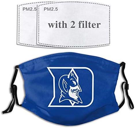 BABYLAB Duke Blue Devils Gear Basketball Face Adjustable Cover Windproof and Belt Washable Men product image