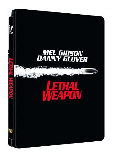 L'Arme fatale - Édition Limitée SteelBook - Blu-ray [Blu-ray + Copie digitale - Édition boîtier SteelBook]