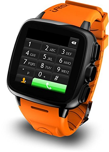 Intex IRist - WatchPhone Android (pantalla 1.56