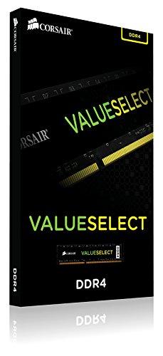 Corsair CMV4GX4M1A2400C16 ValueSelect DDR4 Speicher (mit 1x 4GB-Modul)