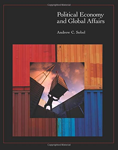 Political Economy and Global Affairs