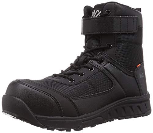 [テクシーワークス] 安全靴 プロテクティブスニーカー WX-0009 メンズ ブラック 26.5 cm 3E