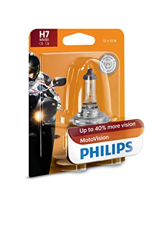 Philips H7MVB1 MotoVision Automotive Fog Light
