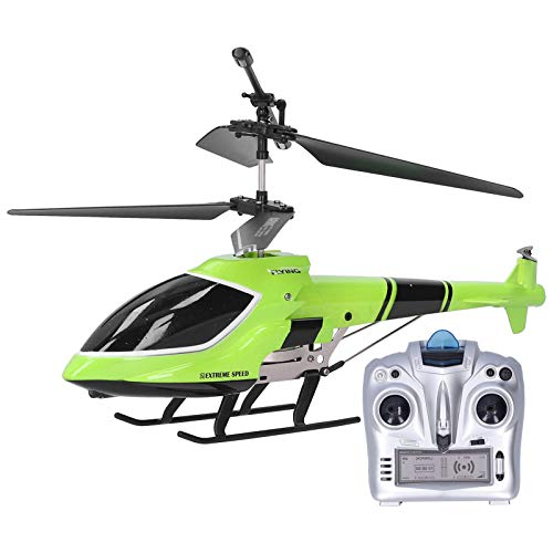 VGEBY RC Helicopter, 2.4G Colored LED Helicopter Electric Remote...